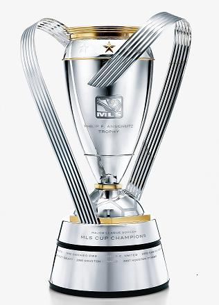 The MLS cup is up for grabs