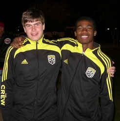 Crew Academy Players
