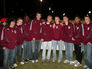 Rapids Academy Players
